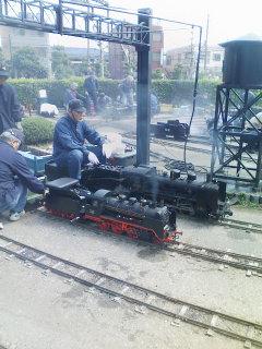 鉄道 蒸気機関車